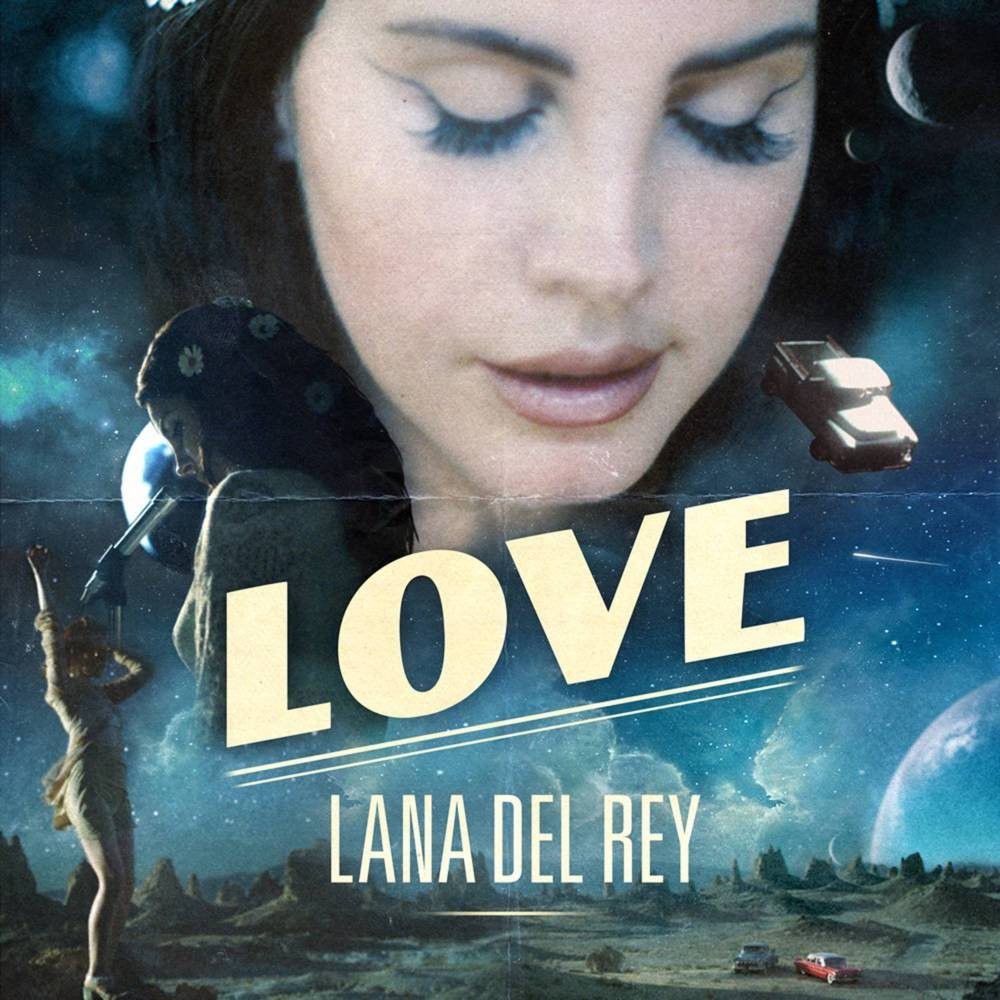 Lana Del Rey - Love (Dj Saleh Edit)