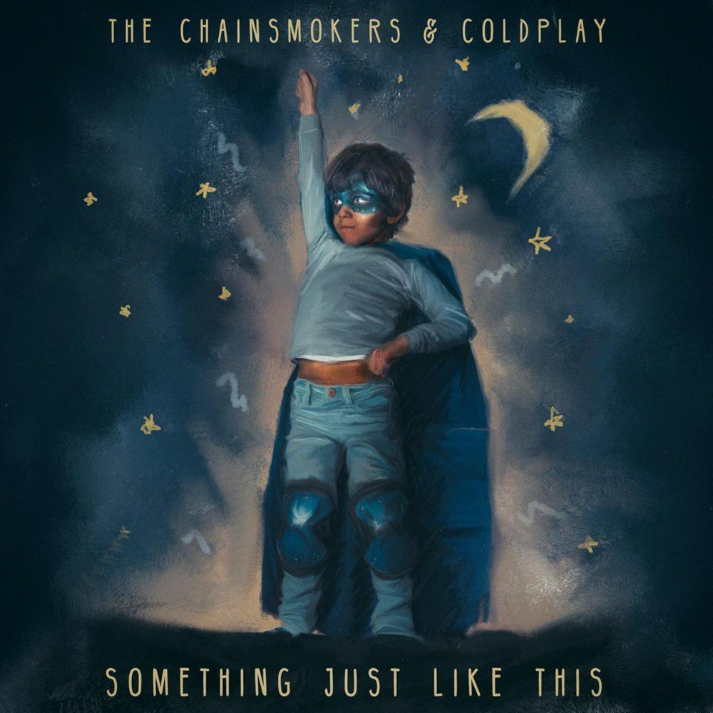The Chainsmokers & Coldplay - Something Just Like This (Dj Saleh Radio Edit)