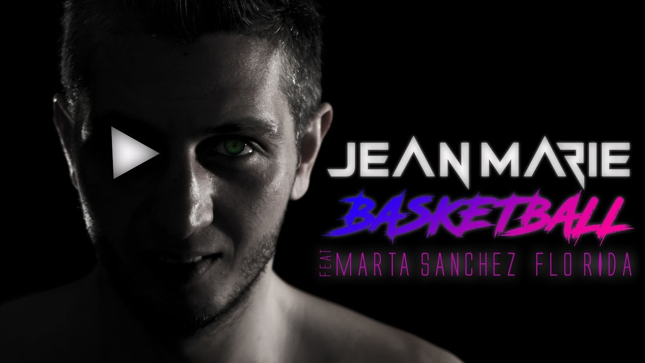 Jean Marie feat. Marta Sanchez & Flo Rida - Basketball (Dj Saleh Radio Edit) (2017)