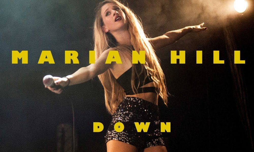 Marian Hill - Down (Dj Saleh Radio Edit) (2017)