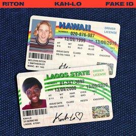 Riton feat. Kah-Lo - Fake ID (Dj Saleh Radio Edit) (2018)