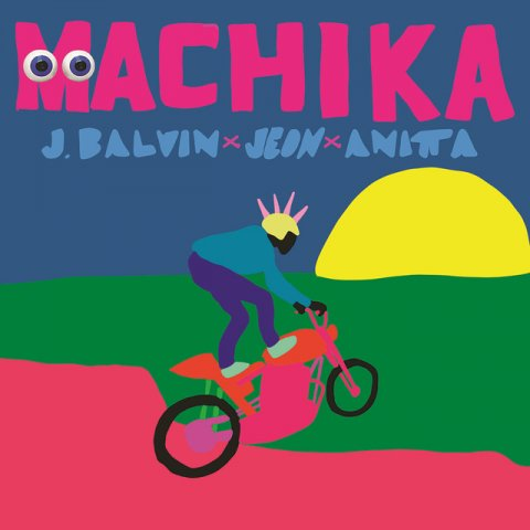 J Balvin feat. Anitta & Jeon - Machika (Dj Saleh Radio Edit) (2018)