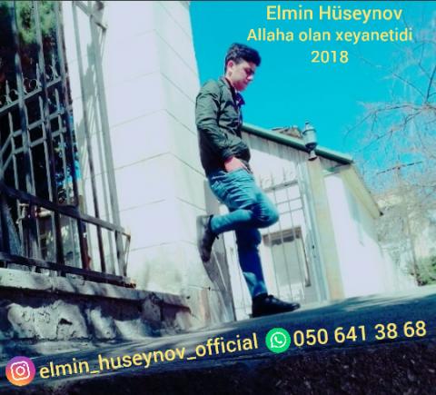 Elmin Hüseynov - Allaha Olan Xeyanetidi 2018 şeir Grand.az