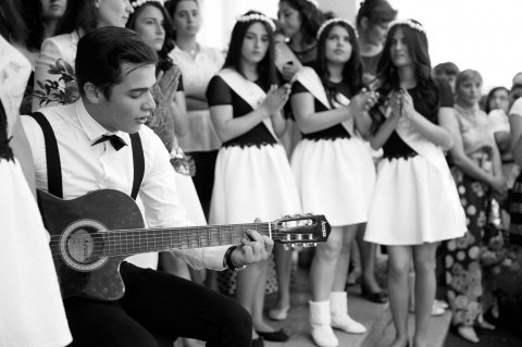 Huseyin Ali ft Leyla Elmanqizi - Son zeng 2018
