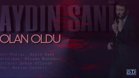 Aydin Sani - Olan oldu 2018