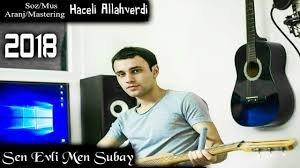 Haceli Allahverdi - Sen Evli Men Subay 2018