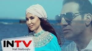 Terlan Novxani ft Manzura - Ayri Dunyalar  2018