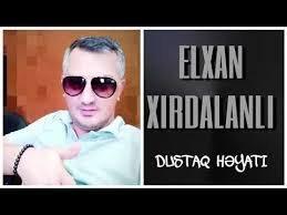 Elxan Xırdalanlı - Dustaq həyatı 2018