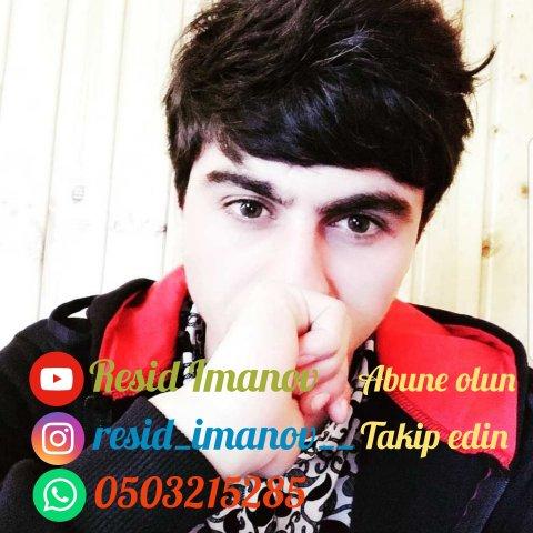 Resid Imanov Qara Sevda 2018 Grand Az Keyfiyyətli Mp3 Unvani