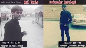 Arif Tenha ft Hokumdar Qarabagli - Sensiz Uzum Gulmez 2018 MP3