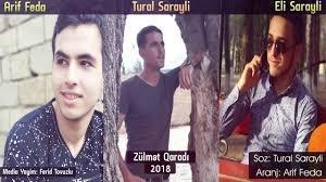 Arif Feda & Tural Sarayli & Eli Sarayli - Zulmet Qaradi 2018 MP3