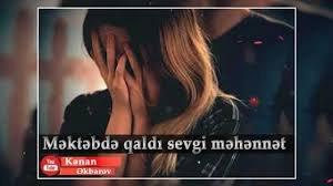 Kenan Akberov - Mektebde Qaldi Sevgi Mehebbet 2018 MP3