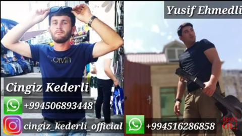 Cingiz Kederli ft Yusif Ehmedli Adrenalin (Auto) 2018 Yeni