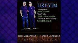 Mehran Danandeh ft Reza Zadekiyan - Ureyim 2018 Yeni