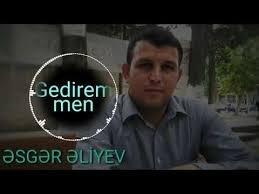 Esger Eliyev - Gedirem Men 2018 Yeni