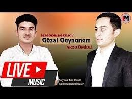 Əlfəddin Kərimov ft Arzu Ümidli  Gözəl Qaynanam - Əlfəddin 2018