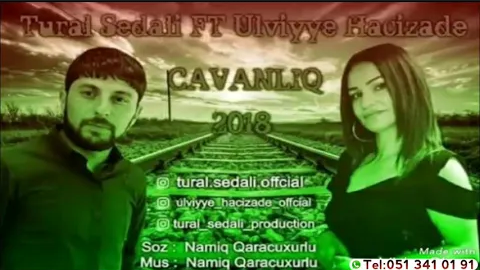 Tural Sedali ft Ulviyye Hacizade - Unutmaz Seven Seveni 2018 eXclusive