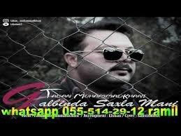 Taban Mohammadkhani Qalbinda Saxla Mani 2018