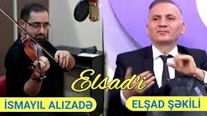 Elsad Sekili & Ismayil Elizade Elsadi 2018