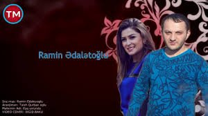 Ramin Edaletoglu ft Pervane şem - Eşq Yolunda 2018