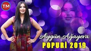 Aygun Ağayeva - Popuri 2019